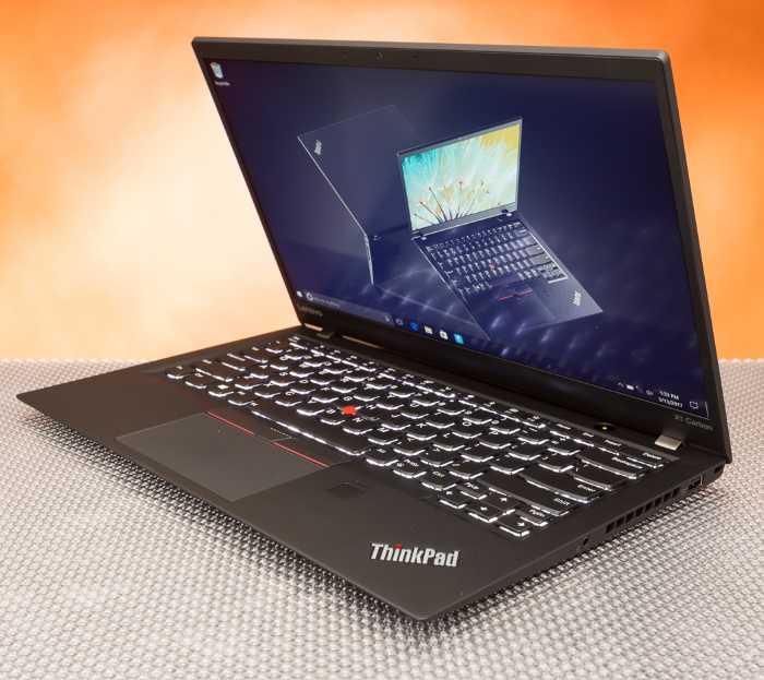 联想ThinkPad X1 Carbon(2017)评测